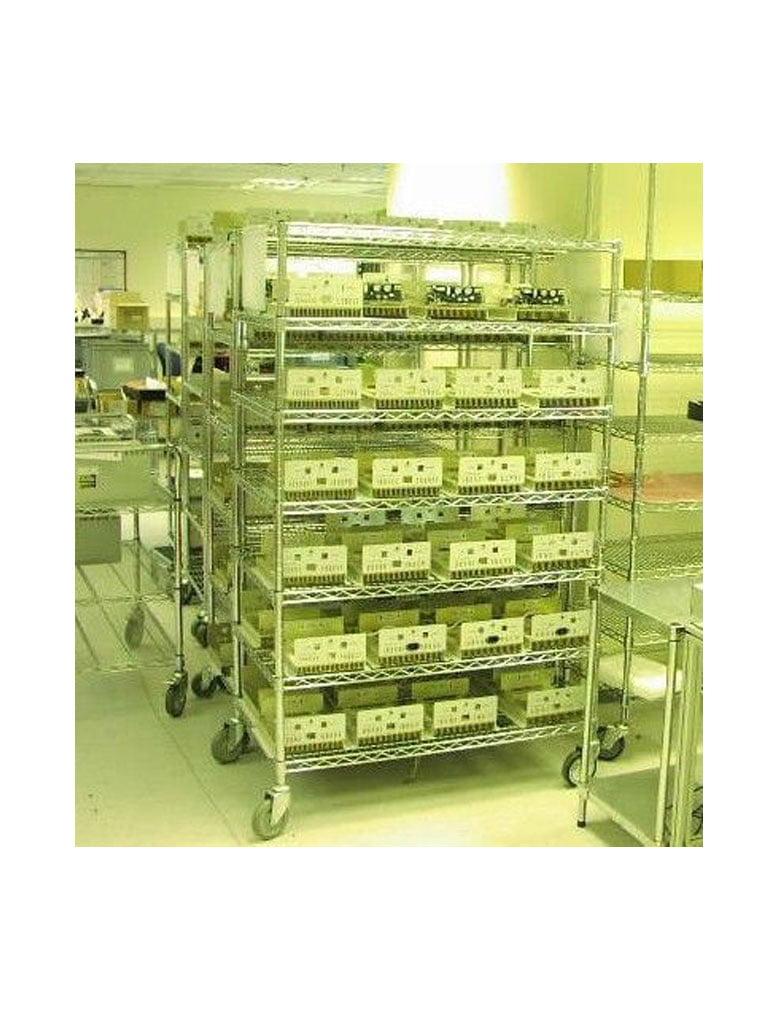 ציפוי כרום ניקל לחדר הייטק T105 1 - עגלות ציפוי כרום ניקל לחדר הייטק T105