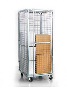 עגלת כלוב מאובטח C-103-Roll Container