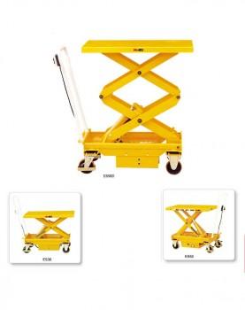 שולחן הרמה נייד חשמלי-דגםES