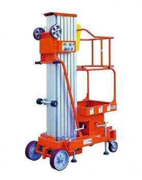מתקן להרמה בגובה 6.5 עד 10 מטר DR108
