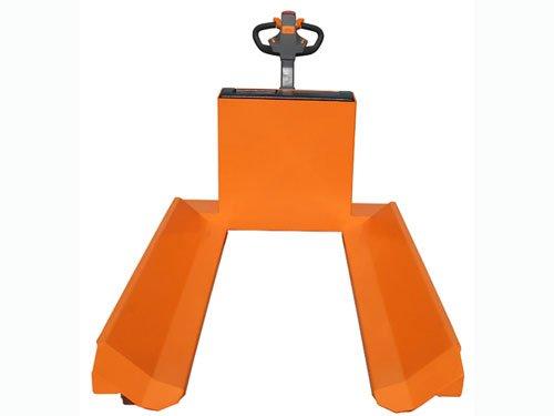 משטחים להרמת גלילים - עגלת משטחים חשמלית להרמת גלילי נייר למשקל של עד 3 טון דגם-XPK30-2