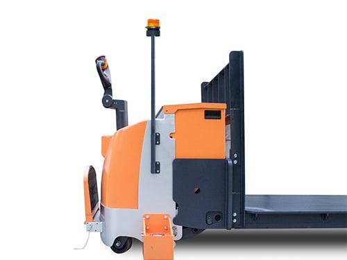 פלטפורמה חשמלית 7 טון - עגלה חשמלית 7 טון פלטפורמה דגם- EPS
