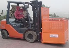 אספקת סל הרמה תיקני לקיבוץ בדרום - פרויקטים מיוחדים