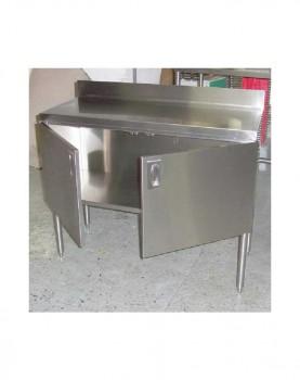 מיוחדים שולחן נירוסטה AC102 - ש.ב פתרונות שינוע FD-09