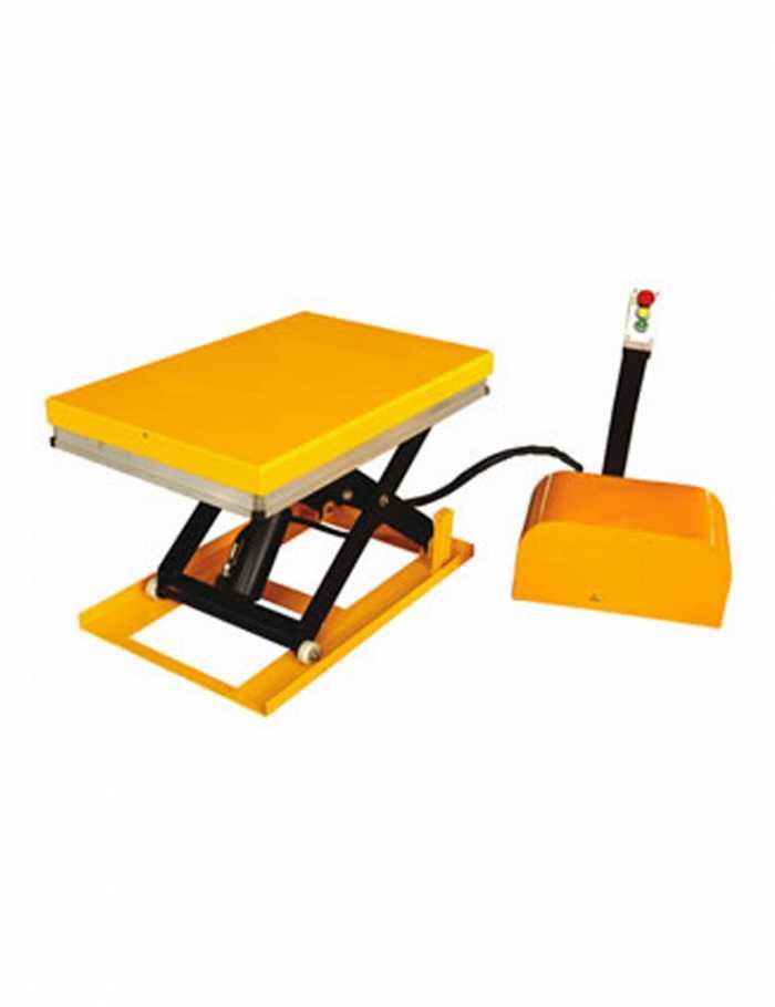 הרמה חשמלית נייחת  קג גובה  ממ S