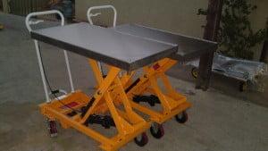 הספקת במות הרמה לחדרי ניתוח לחיות 1