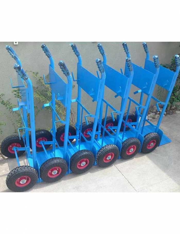 ייצור עגלות משא כולל שינוי לפי בקשת לקוח DE