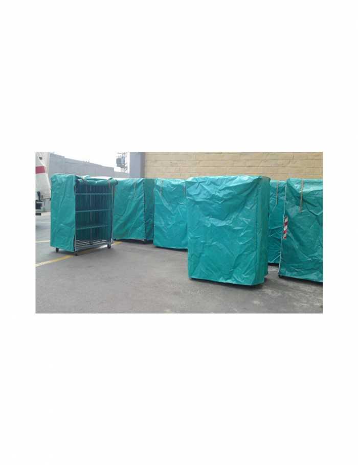 כיסוי לעגלות כלוב רשת לפי הזמנה C