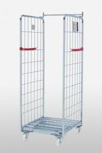 כלוב רשת מתכנס 2 צדדים - C-104 2