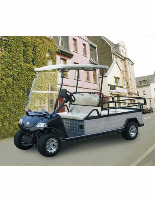 מכוניות חשמליות מרכב ארוך  מקומות ארגז גדול במיוחד דגם   DELGFB