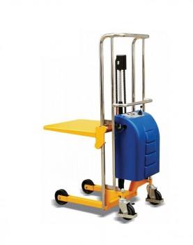 """מלגזונים חשמלי הידראולי דחיפה ידנית למעמס 400 ק""""ג - E106 - 200-400kg EPA"""