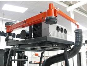 מתקן הרמה בואקום על ידי מלגזה VS109 2