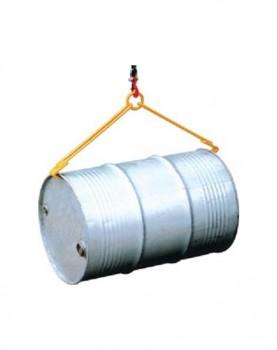 מתקן להרמת חביות עם שרשרת אופקי אנכי GR