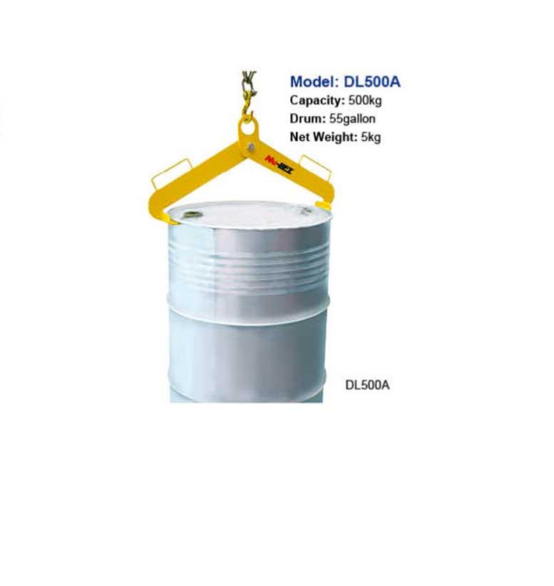 מתקן להרמת חביות עם שרשרת במצב אנכי GR107 1 - מתקן להרמת חביות עם שרשרת במצב אנכי GR107