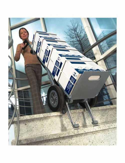 עגלה לטיפוס מדרגות חשמלית C