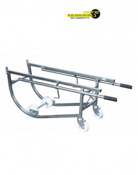 עגלה לשינוע והשכבת חביות דגם-DF10