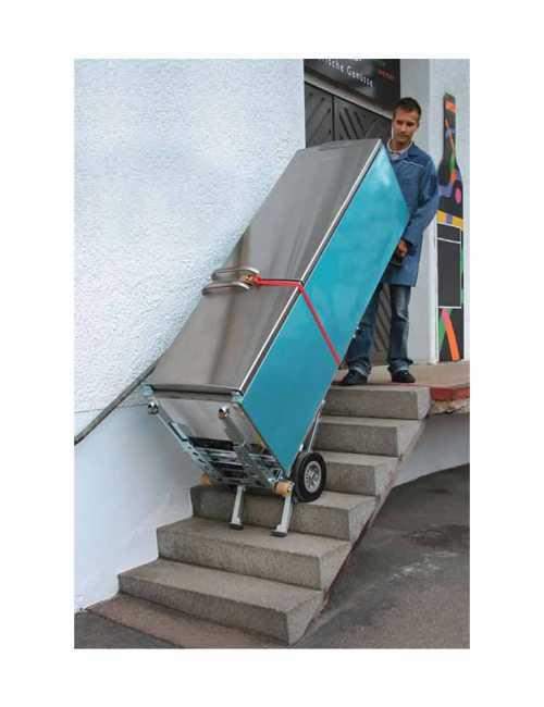 עגלת משא לטיפוס מדרגות חשמלית C