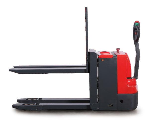 """עגלת משטחים חשמלית כולל הרמה 2000 קג PT 20I 1 - עגלת משטחים חשמלית כולל הרמה 2000 ק""""ג  PT-20I"""