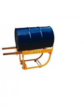 עגלת שינוע והצבת מתקן חביות G102