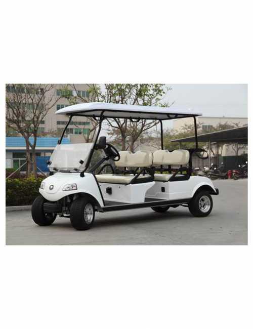 רכב חשמלי תפעולי גולף DEL G