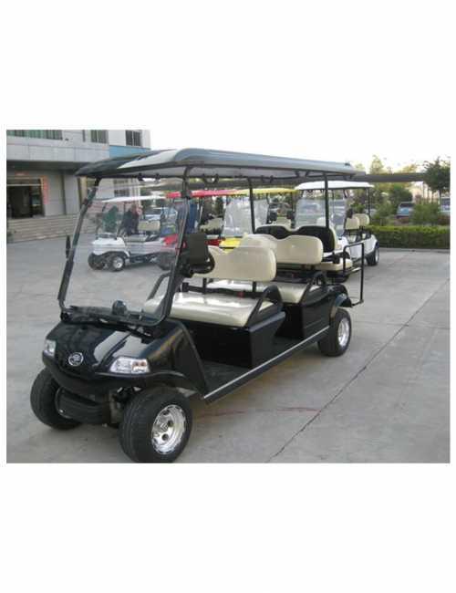 רכב חשמלי תפעולי גולף   DELGZ