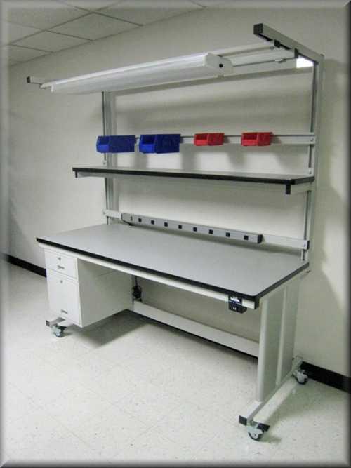 שולחן עבודה מודולרי TX102