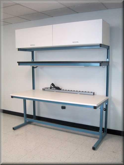 שולחן עבודה מודולרי TX103