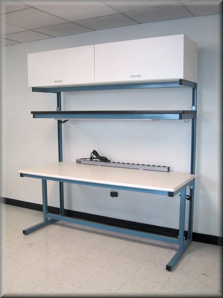 שולחן עבודה מודולרי TX103 - שולחן עבודה מודולרי TX103