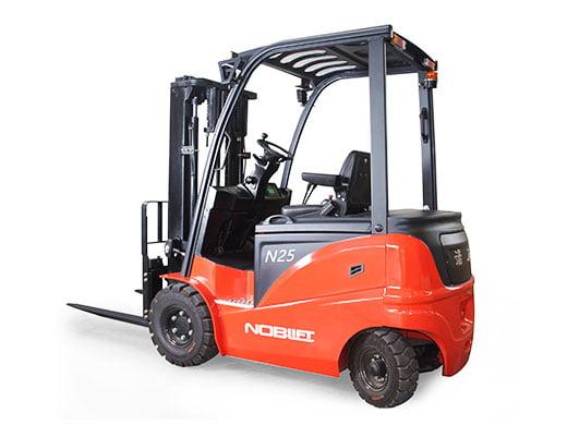 מלגזה חשמלית ארבע גלגלים דגם-FE4PNoblelift