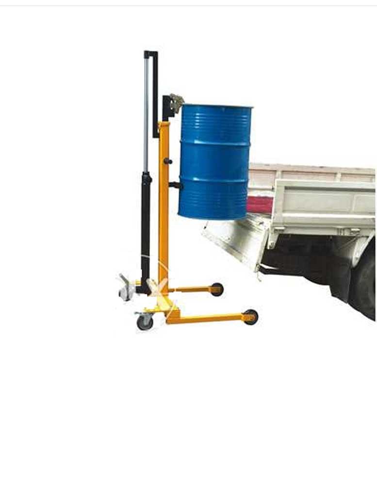מלגזון להרמת חביות מתכת דגם-DT300A