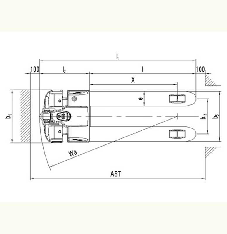 עגלה-חצי-חשמלית-PT-E15