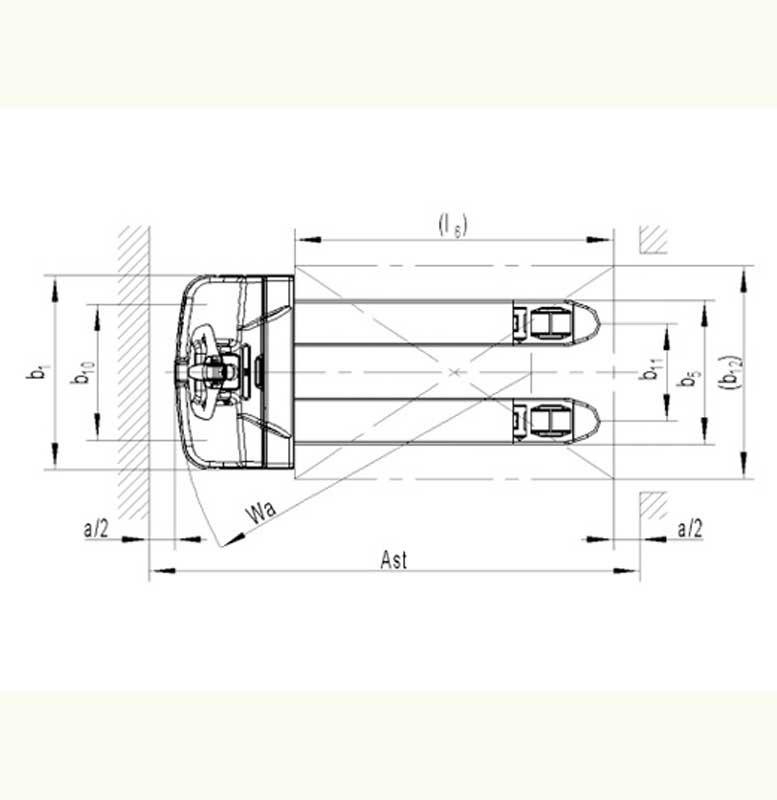 עגלת-משטחים-PT12L-מפרט
