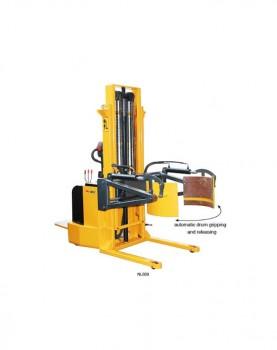 מלגזה חשמלית להרמה והפיכת חביות דגם-NL600