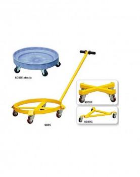עגלה חישוק לחביות לשינוע והובלת חביות דגם-SD55-85