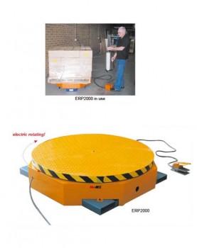 משטח לעטיפת משטחים חשמלי דגם-ERP1000-2000