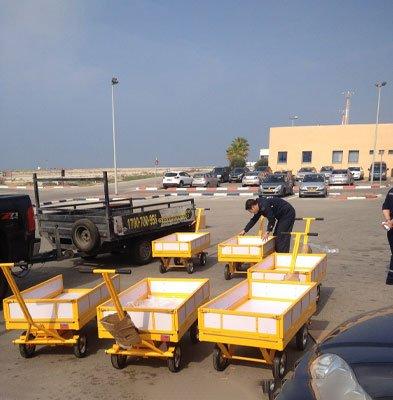 הספקת עגלות משא משרד הביטחון. 6 - הספקת עגלות משא משרד הביטחון