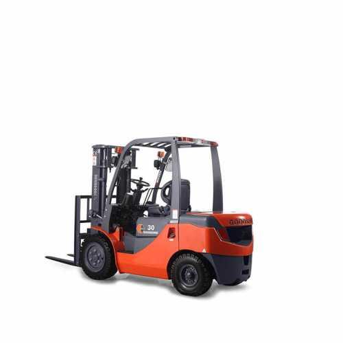 מלגזה דיזל 3-3.5 טון ארבע גלגלים דגם FD35 -FD30