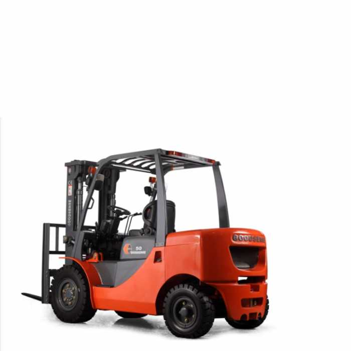 מלגזה דיזל דגם - FD50 למשקל של 5 טון
