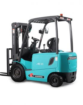 מלגזה חשמלית-למשקל של 2.5טון דגם-FD25
