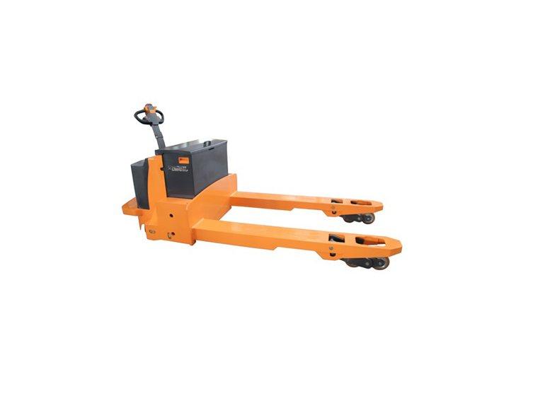 עגלת משטחים חשמלית למשקלים של עד 8 טון דגם-XP80