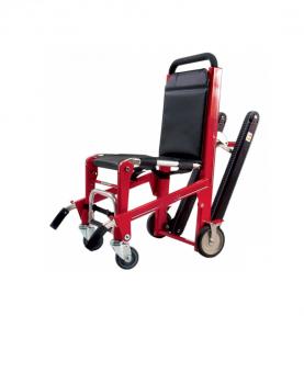כיסא גלגלים ממונע שעולה מדרגות
