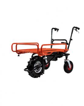 עגלת פלטפורמה חשמלית שלש גלגלים PC010-01