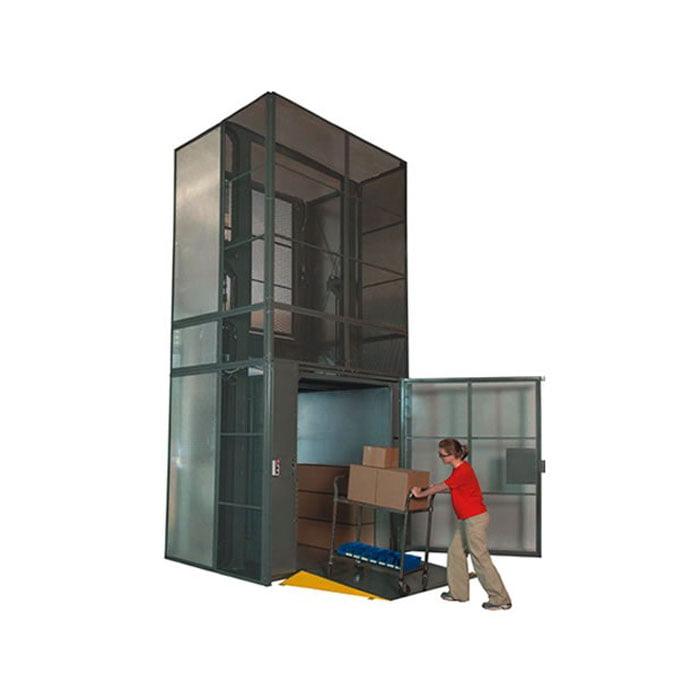 modular delta lg - מעלית משא בן מפלסים